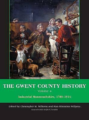 $ CDN59.03 • Buy The Gwent County History, Volume 4 - 9780708323656