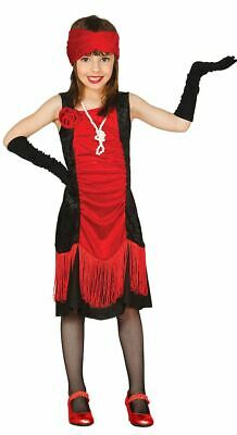 £8.99 • Buy Girls 1920s Charleston Great Gatsby Flapper Fancy Dress Costume Book Day Outfit