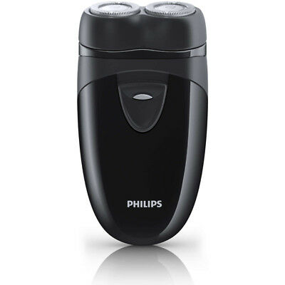 Philips PQ203/17 Mens Travel Shaver With Twin Rotary Heads & Travel Pouch • 23.73£