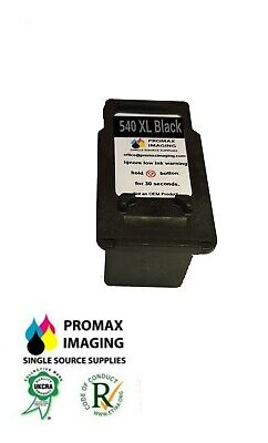 Remanufactured OEM Canon 540XL  - HIGH CAPACITY- Cartridge • 15.95£