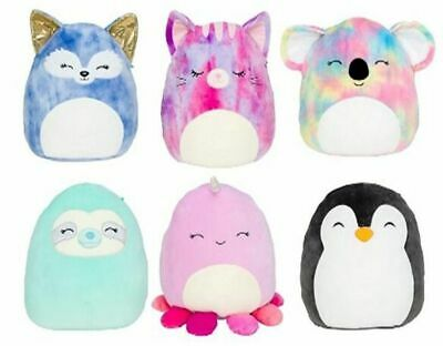 AU18.51 • Buy Squishmallow Squishy 8  Stuffed Animal Cute Soft Plush Pillow Gift Toy Fruits