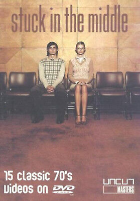 STUCK IN THE MIDDLE CLASSIC 70S VIDEOS DVD Paul Morley UK Release New Sealed R2 • 14.99£