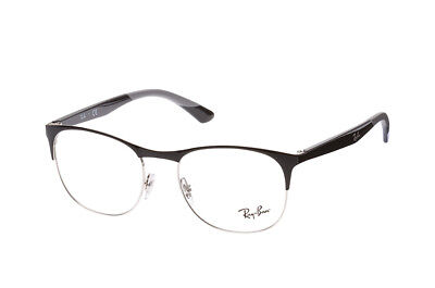 c0771be6c7dba Brand New 2019 Ray Ban Eyeglasses Rb 6412 2861 Aviator Rx Authentic Frame  Size S •