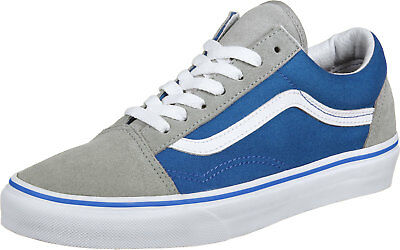 Scarpe Donna VANS Old Skool French Blue true White • 49.90€ 43061021b7a