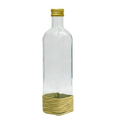 AU14.36 • Buy 0.5l Glass Bottles Brided, Wine Juice, Home Made Alcohol, Free P&P Free Cap