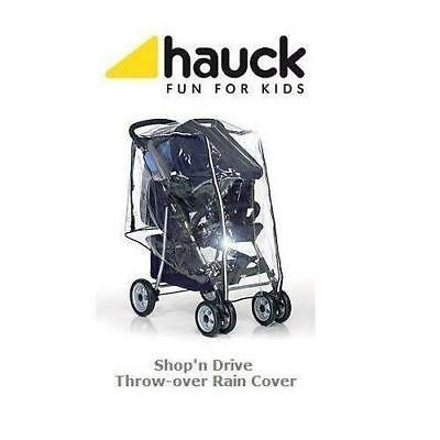 New HAUCK Official Raincover For Shop N Drive Travel System Puschair Buggy Pram  • 14.99£