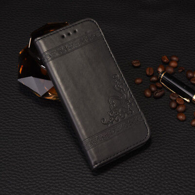 AU11.89 • Buy Luxury Ultra-thin Shockproof Flip Wallet Case Cover For Lenovo Mobile Phones