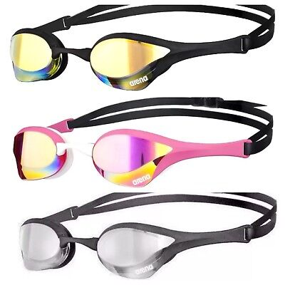 9a5c850be0 Arena Cobra Ultra Mirrored Swimming Goggles-One Size (Fast Shipping) •  43.99