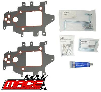 AU270 • Buy Air To Air Intercooler Fitment Kit For Holden Calais Vt Vx Vy L67 S/c 3.8l V6