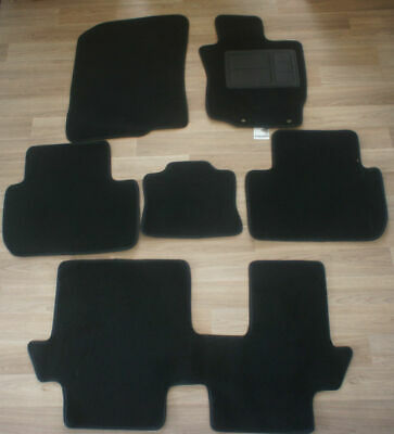 AU198 • Buy Tailored Car Floor Mats Made To Fit: Mitsubishi Outlander 7 ZJ From 11/2012 - ON