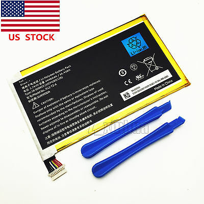 $13.80 • Buy NEW Battery 58-000055 For Amazon Kindle Fire HD 7  3rd Gen P48WVB4 S12-T2-A