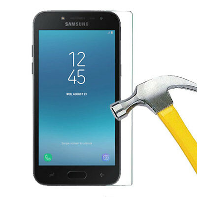 AU6.99 • Buy Tempered Glass Screen Protector Guard For Samsung Galaxy J2 Pro 2018