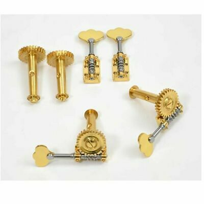 AU379 • Buy Rubner Double Bass   4/4, /  3/4v Gold Deluxe  Machine Heads  Set Of 4 ,