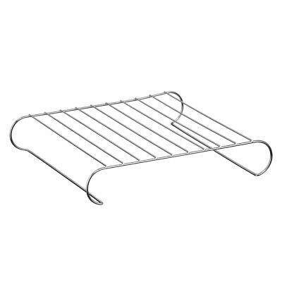 Cooling Rack Stainless Steel Wire Tray Bake Food Kitchen Bottom Oven Grill Shelf • 14.99£