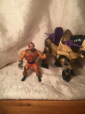 $21 • Buy Masters Of The Universe (MOTU) Jitsu & Night Stalker/ Loose Action Figure/ Nice!