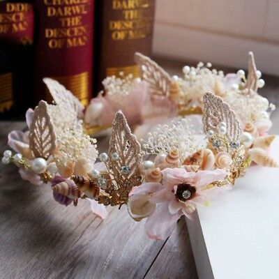 $ CDN18.44 • Buy Elegant Women's Wedding Pearl Bridal Wedding Hairband Headband Hair Accessories