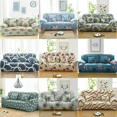 AU29.99 • Buy Stretch Sofa Cover Lounge Couch Removable Slipcover Washable 1 2 3 4Seater Decor