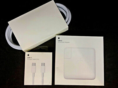AU82.56 • Buy 100% Genuine OEM APPLE A1719 87W USB-C Power Adapter Charger For Macbook Pro