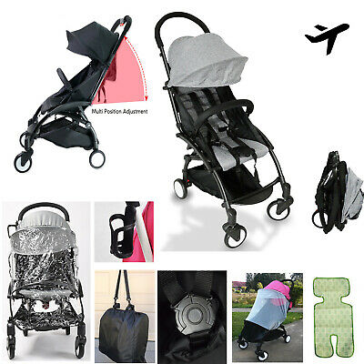 AU127.50 • Buy New 2020 Compact Lightweight Baby Stroller Pram Easy Fold Travel Carry On Plane