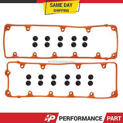 $19 • Buy Valve Cover Gasket For Ford Crown Victoria E150 F150 Mustang Lincoln 4.6 SOHC
