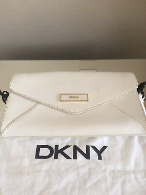 AU50 • Buy White DKNY BAG Excellent Condition