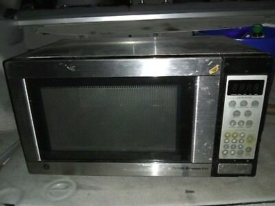 $49 • Buy GE Brand Stainless Steel Microwave Oven