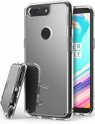 AU16.55 • Buy For OnePlus 5T | Ringke [MIRROR] Clear Mirror Shockproof Protective Case Cover