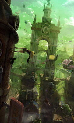 AU6.99 • Buy 002 Gravity Rush 2 - Action Fight Game 14 X23  Poster