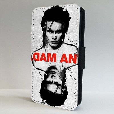 Adam Ant British New Wave FLIP PHONE CASE COVER For IPHONE SAMSUNG • 9.95£