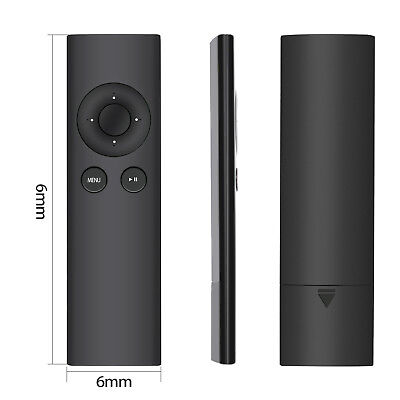 AU16.98 • Buy Remote Control For Apple TV Stream Box MC377LL/A MM4T2ZM/A MM4T2ZM/A