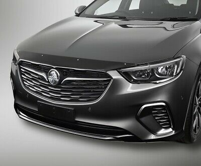 AU149.95 • Buy New Genuine Holden ZB Commodore Smoked Bonnet Protector  #92509200