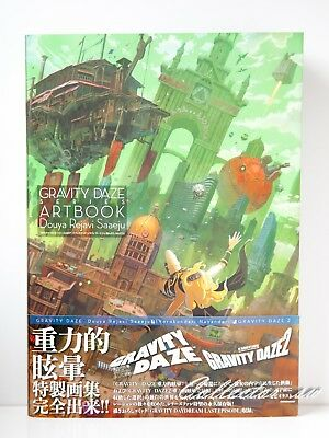 AU86.33 • Buy 3 - 7 Days   Gravity Rush Series Official Artbook From JP