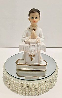 First Communion Boy Or Girl Cake Decoration Cake Topper Centerpiece • 22.41£