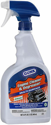Gunk Citrus Multi Surface Engine Cleaner And Degreaser 32 Fl Ox Trigger Spray • 10.02£