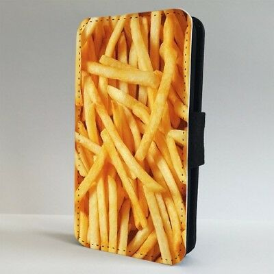 £9.95 • Buy French Fries Chips Food Burger FLIP PHONE CASE COVER For IPHONE SAMSUNG