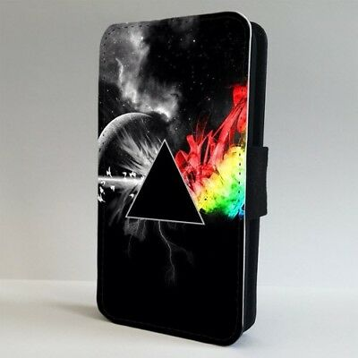 £9.95 • Buy Pink Floyd Prism Art Rock Band FLIP PHONE CASE COVER For IPHONE SAMSUNG