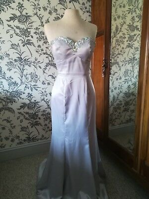 Prom/bridesmaid/occasion Dress. Size 6 Mink Colour • 70£