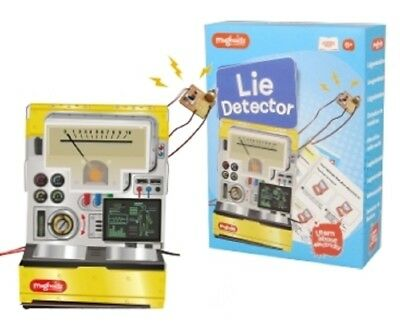 £9.49 • Buy Lie Detector Science Kit - Sc235 Fun Educational Truth Game Toy