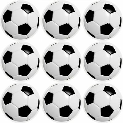 144 Football 30mm Childrens Reward Stickers For Teachers, Parents And Party Bags • 2.94£