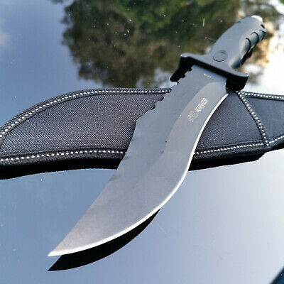 AU32.95 • Buy Hunting Knife Survival Knife Military Tactical Sharp Pig Sticker Combat Camping