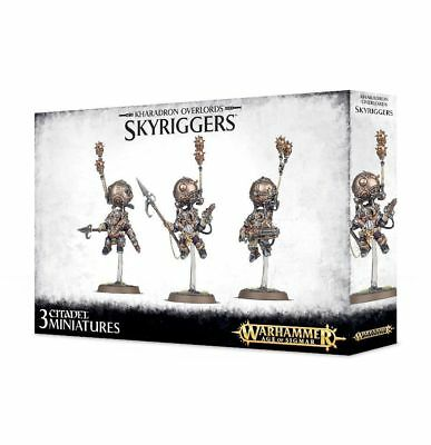 AU48.54 • Buy Kharadron Overlords Skywardens / Skyriggers - Age Of Sigmar - Brand New! 84-36