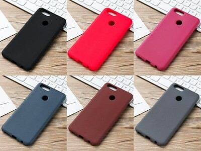 Cover Case Silicone Gel Rubber Matt For Huawei Honour 7X • 4.94£