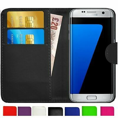 £3.49 • Buy Case Cover For Samsung Galaxy S3 S4 S5 Mini Magnetic Flip Leather Wallet Phone