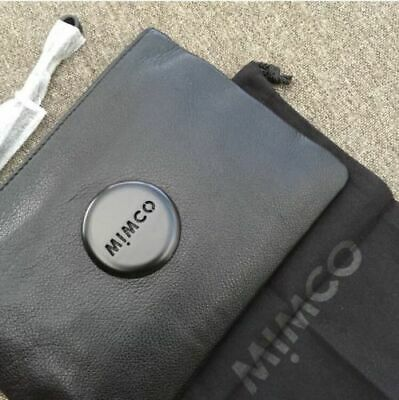 AU47.99 • Buy Mimco Loverly Matte Black Medium Pouch • Authentic Rrp $99.95