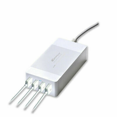 AU19.95 • Buy 4 Port 4.2A USB Charging Charger Station Hub For IPhone/Samsung/iPad/Tablet/GPS