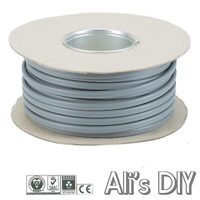 3 Core And Earth Grey High Quality Electrical Cable 6243Y All Lengths Available • 95.99£