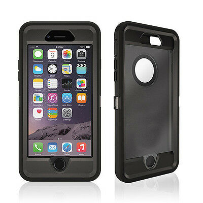 AU14.95 • Buy Front & Back Tough Heavy Duty Shockproof Case For IPhone 6/6S/7/8  4.7'' +SP