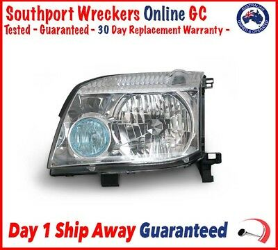 AU85 • Buy Genuine Nissan X-Trail T30 Right Front Head Light Lens Unit Assembly Complete