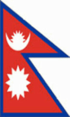 £5.50 • Buy 5' X 3' Nepal Flag Nepalese National Flag Country Flags Banner