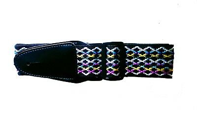 AU9.99 • Buy Brand New Adjustable Guitar Strap (Pattern) For Acoustic/Electric/Bass Guitars